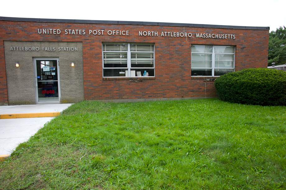 North Attleboro Post Office