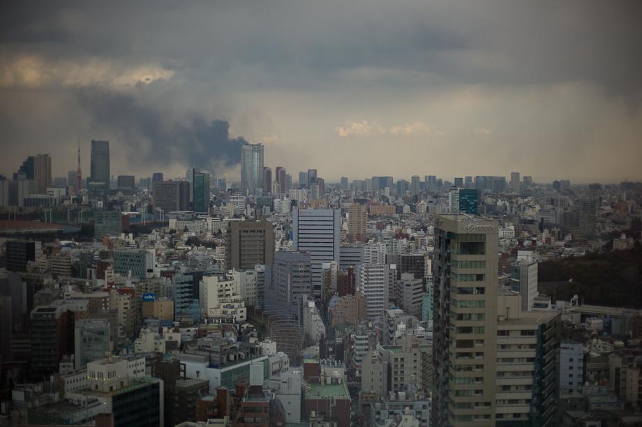 Earthquake Tokyo 2011
