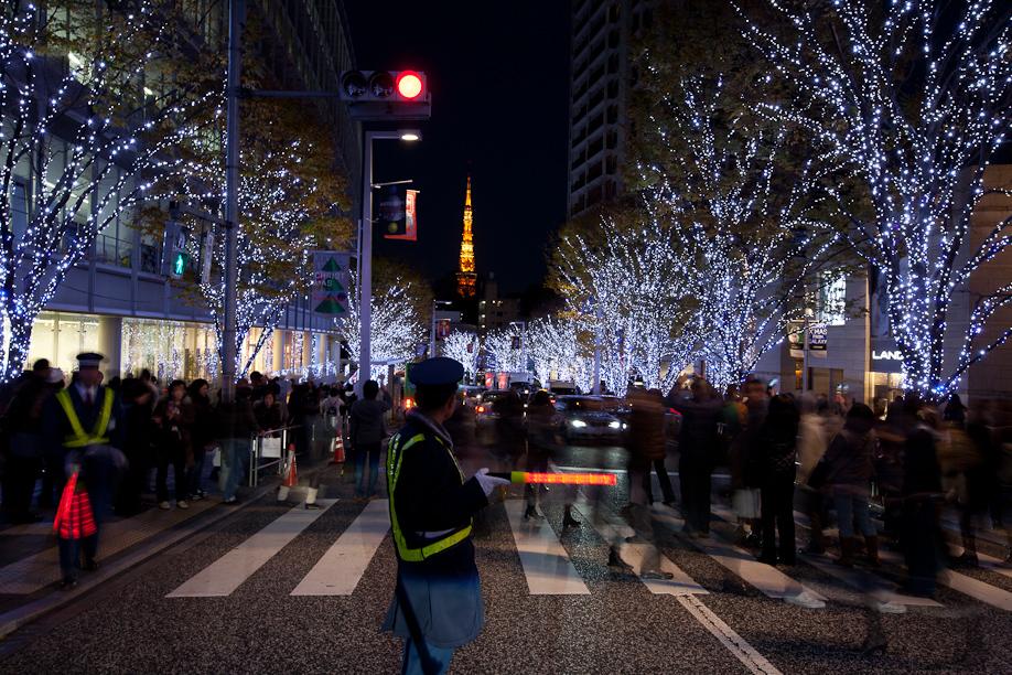 Christmas Light in Tokyo