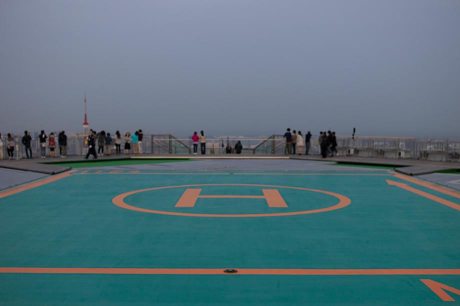 Roppongi Hill Sky View