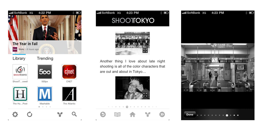 ShootTokyo on Google Currents