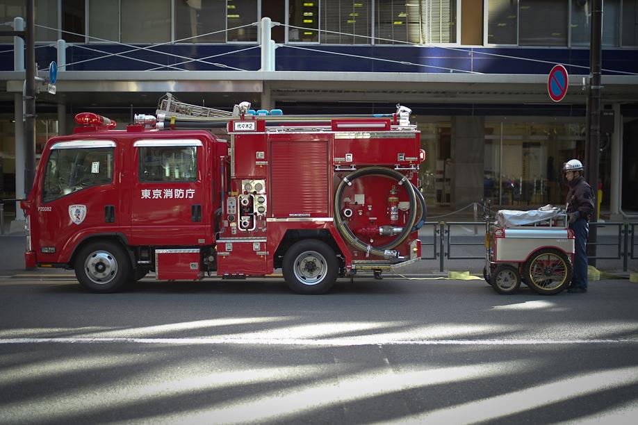 Tokyo Fire Truck