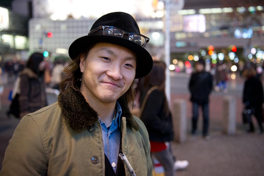 Shibuya Guy