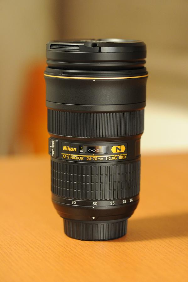 The Nikon 24-70 f/2.8