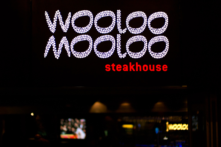 Wooloo Mooloo Steakhouse in Hong Kong