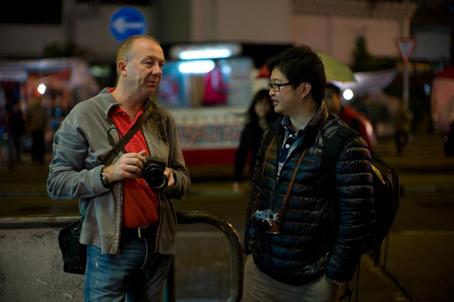 Photowalk in Mong Kong Hong Kong