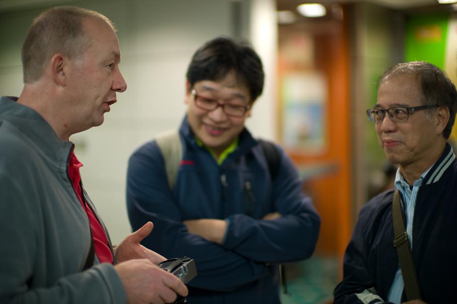 Photowalk Meet up in Hong Kong