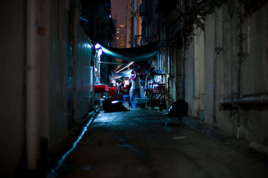 Mongkok Alley