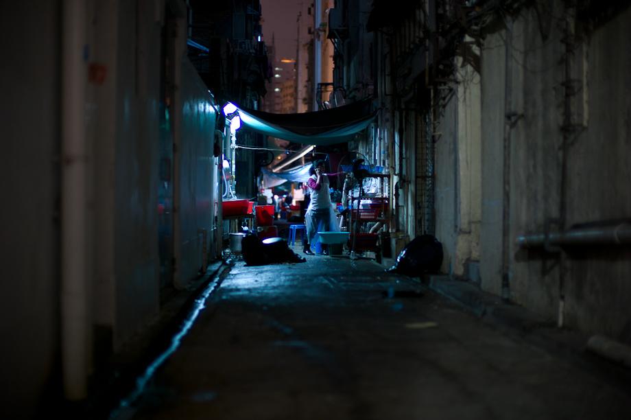 Mongkok Alley