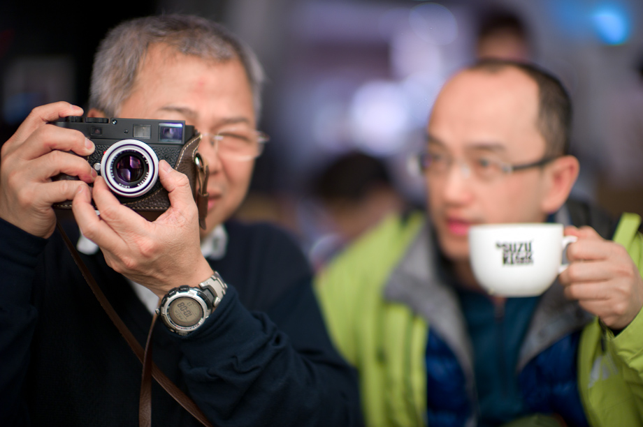 Photowalk in Mongkok Hong Kong