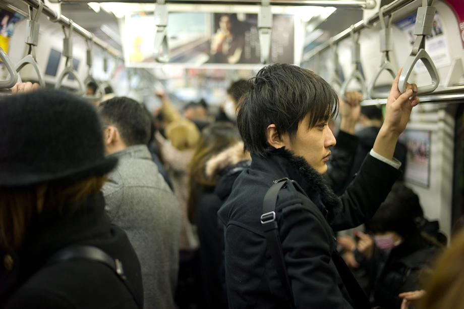 Trains in Tokyo