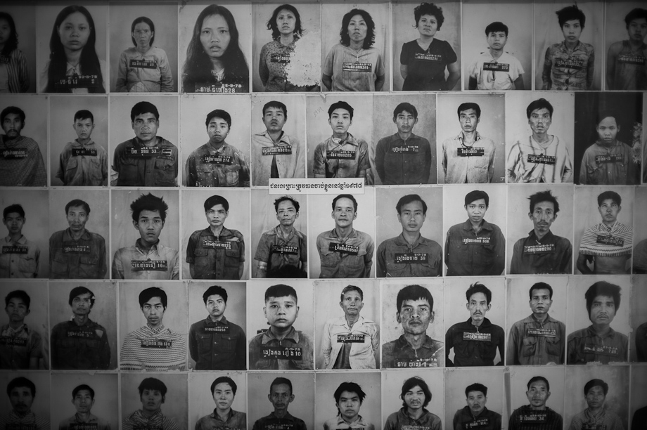 Toul Sleng Genocide Victims
