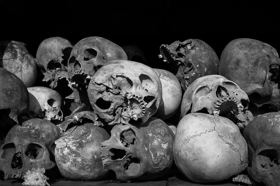Victims of The Killing Fields