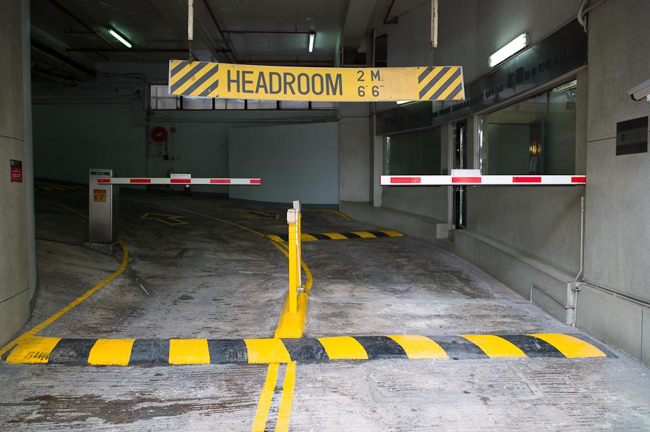 Hong Kong Parking