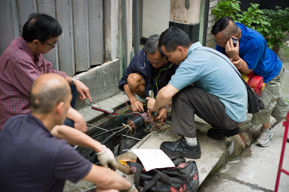 Telephone Repair in Hong Kong