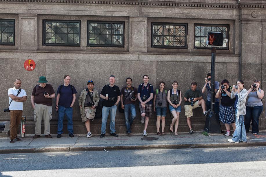 Boston Photowalk with ShootTokyo
