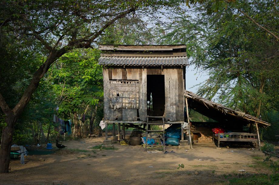 Housing in Cambodia