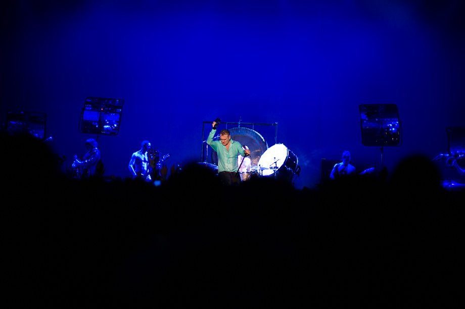 Morrissey live in Tokyo