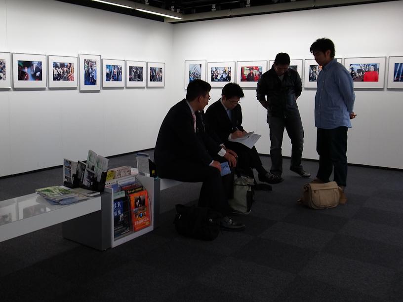 Nikon Salon in Shinjuku