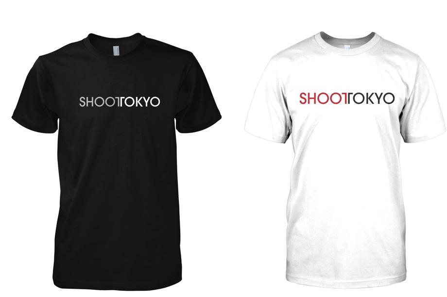 ShootTokyo T-shirts