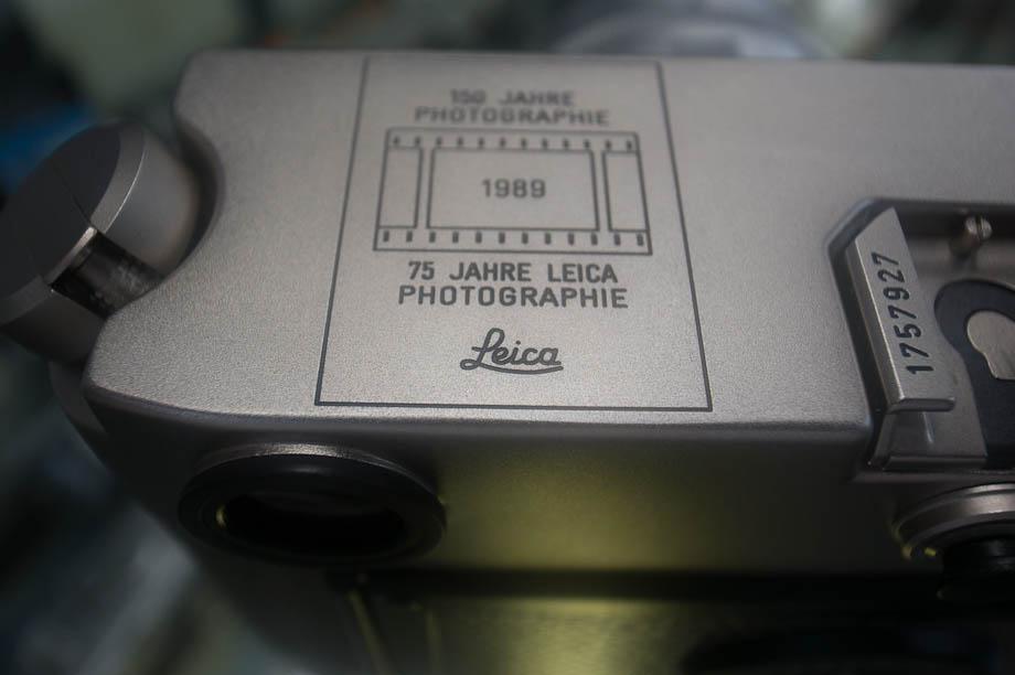 Leica 75 Jahre