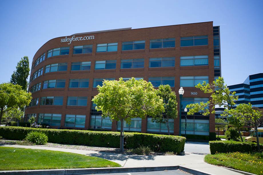 Salesforce.com San Mateo