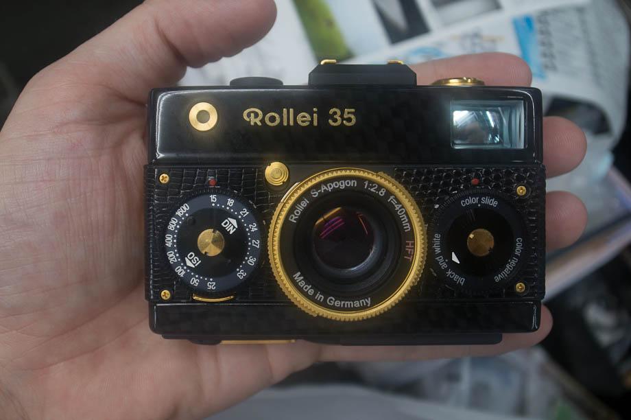 Rollei 35 Prototype