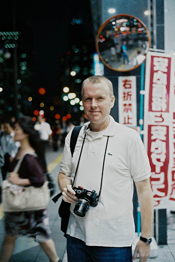 Dave Powell of ShootTokyo