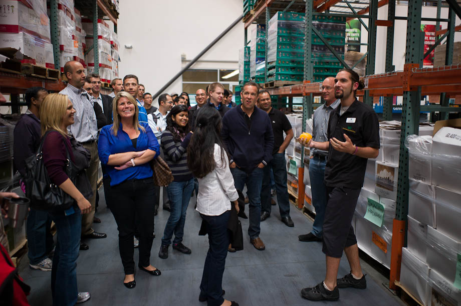 The San Francisco Food Bank