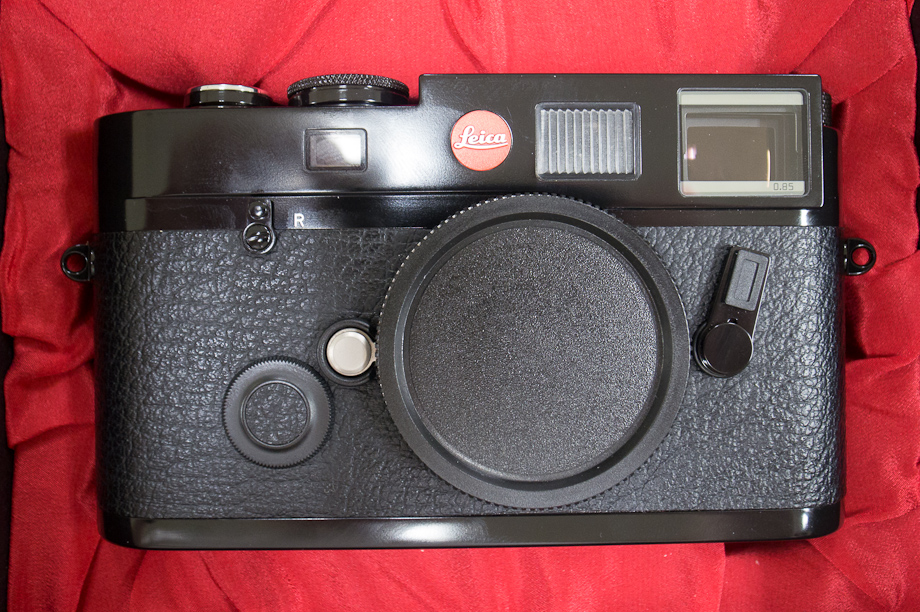 Leica M6 TTL Japan Edition