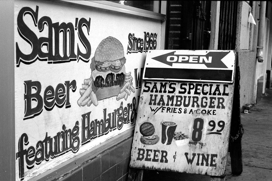Sam's Hamburgers