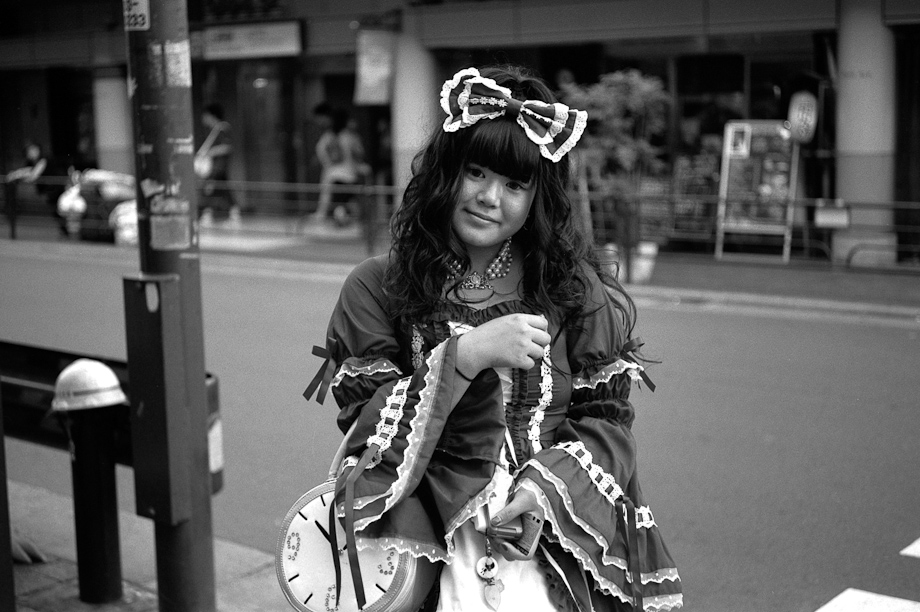 Random Street Portrait