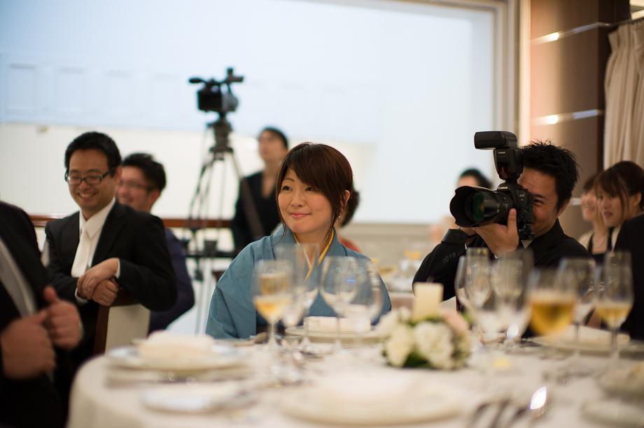 Koji and Nahoko's Wedding