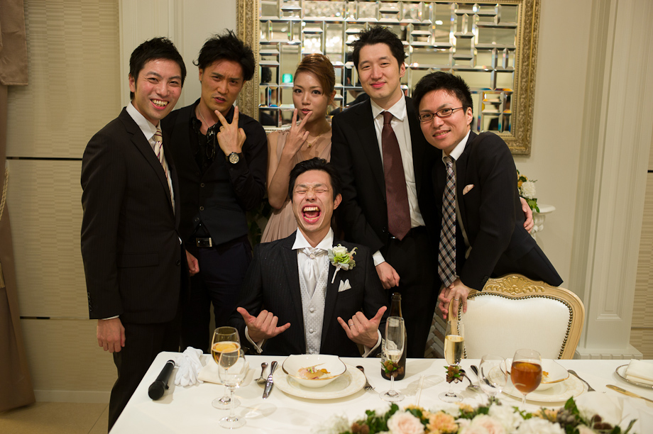 Koji and Nahoko's Wedding