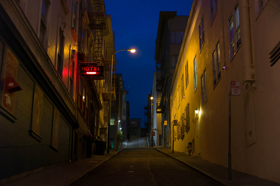 San Francisco Alley