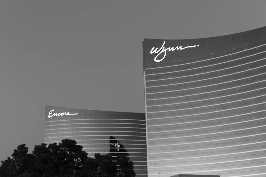 The Wynn and Encore in Las Vegas