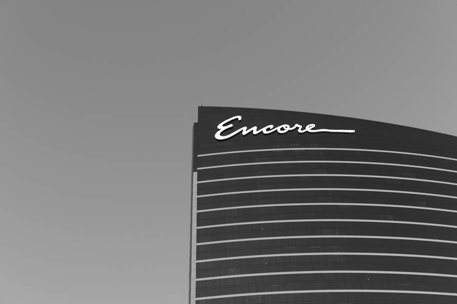 Encore in Las Vegas