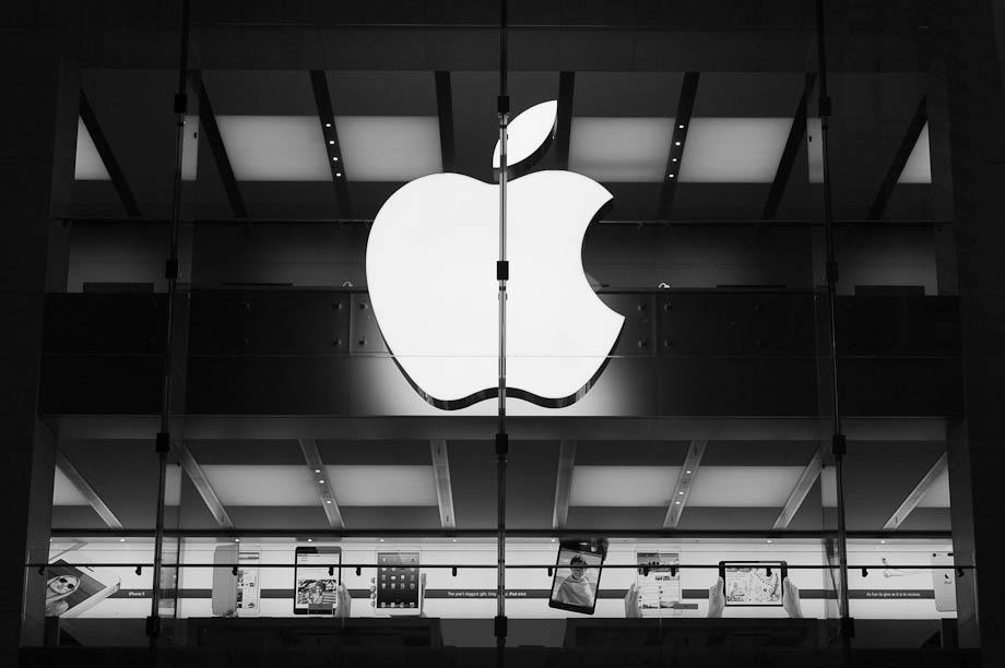 Apple Store in Sydney, Australia