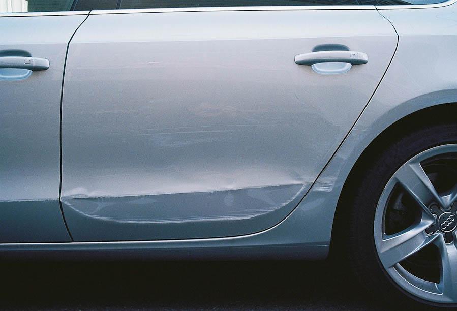 My Audi A5