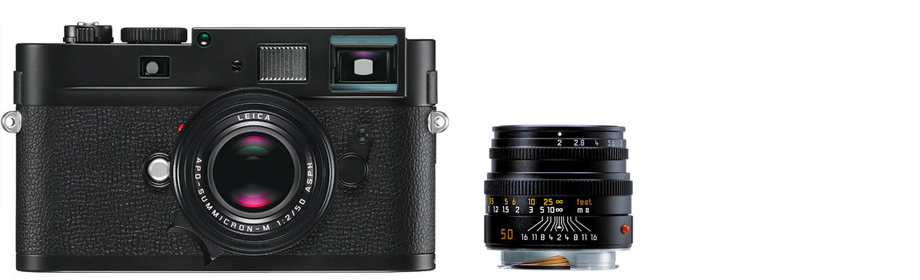 Leica M Monochrom and Summicron 50mm f/2.0