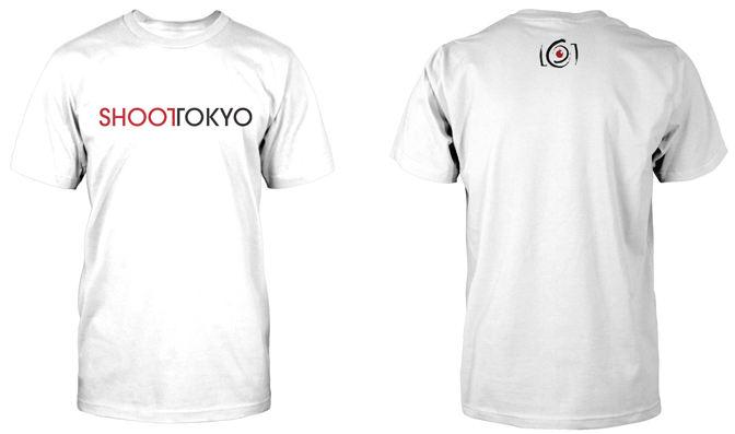 The ShootTokyo T-Shirt