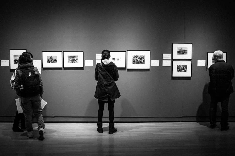 Robert Capa Exhibition at Yokohama Museum of Art