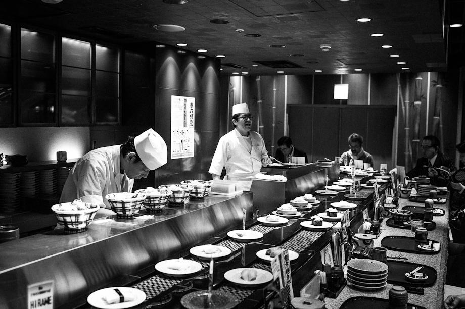 Roppongi Kaiten Sushi