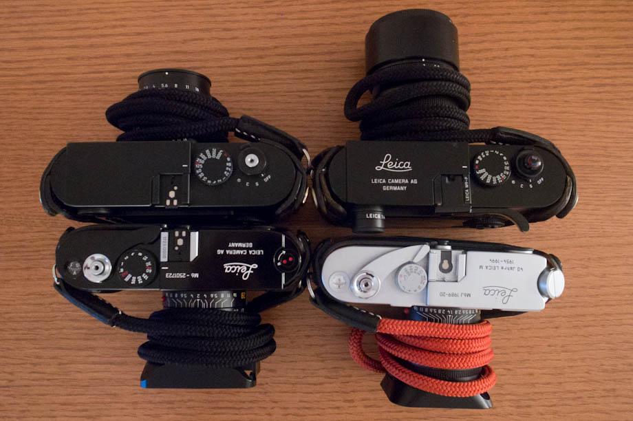 ShootTokyo's Leicas