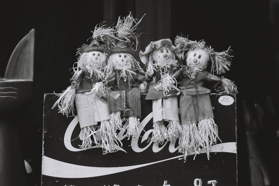 Mini Scarecrows