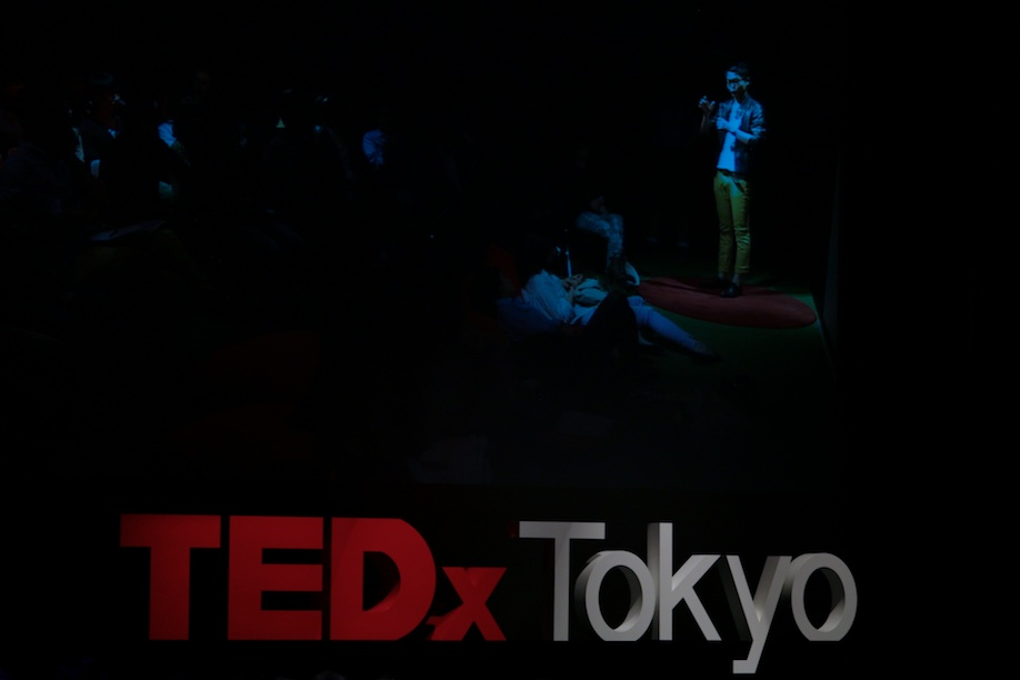 Random People speaking at TEDxTokyo 2013