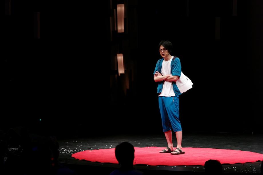 Tsunehiro Uno speaking at TEDxTokyo 2013