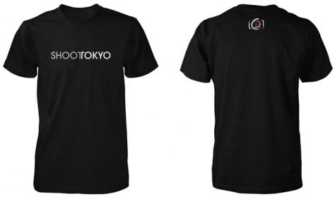Black ShootTokyo T-Shirt