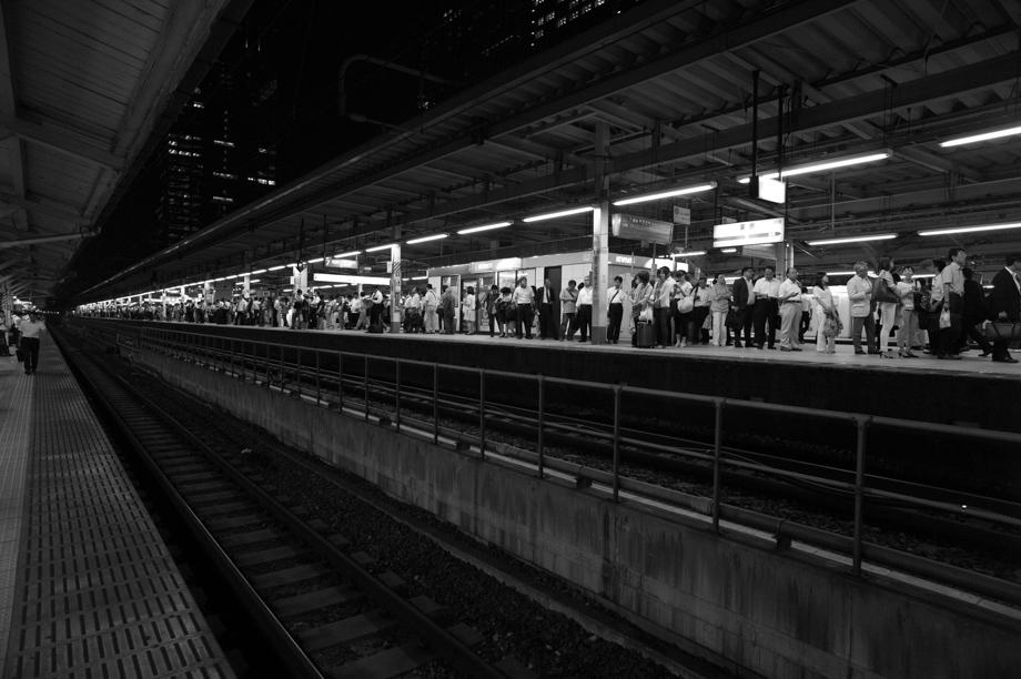 Tokyo Station in Marunochi