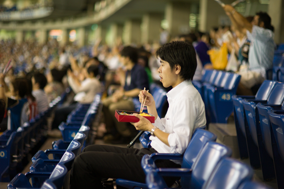 Nippon Ham Fighters vs. Softbank Hawks
